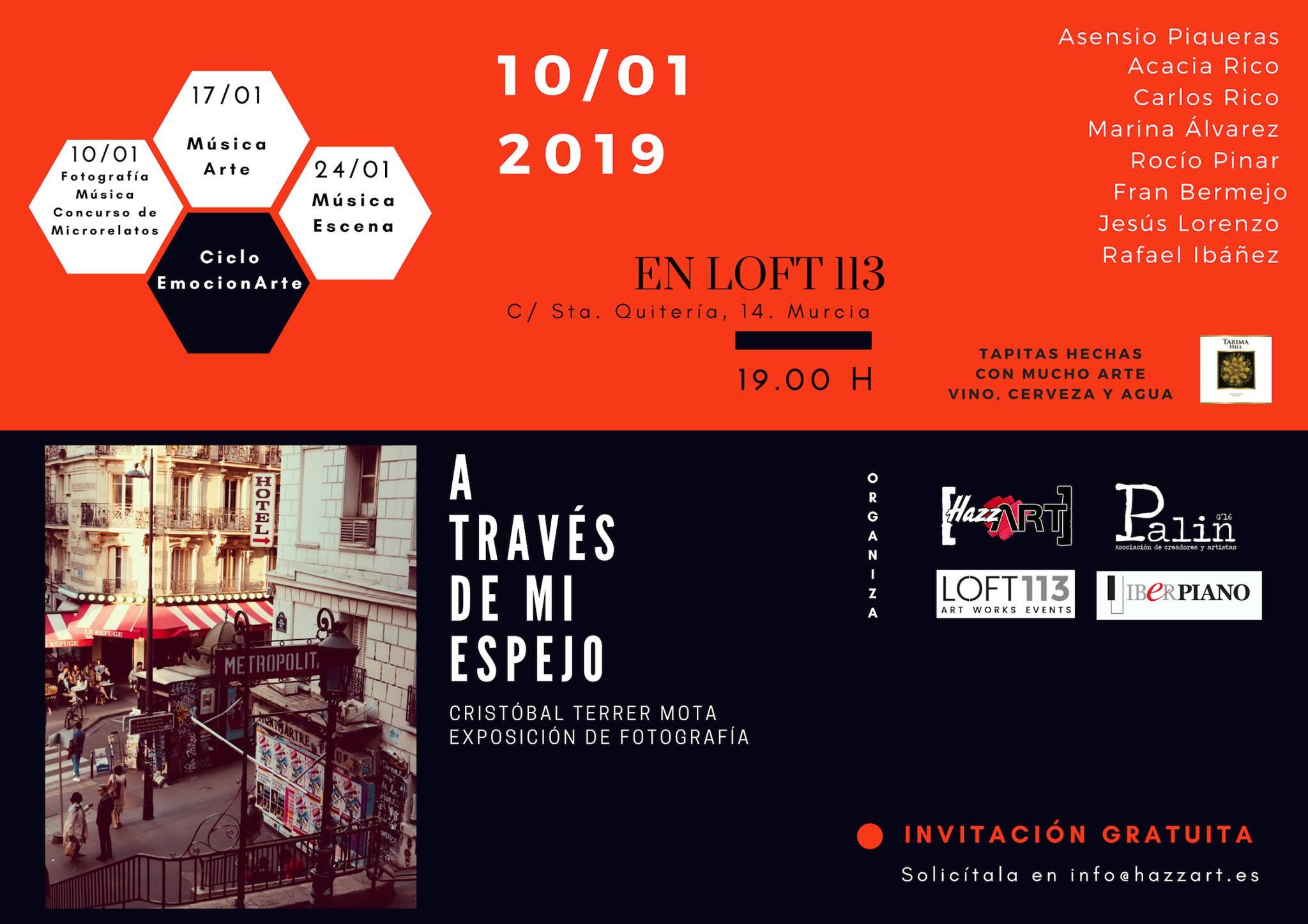Exposición fotográfica Cristóbal Terrer